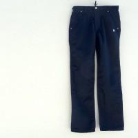 WORK PANTS 5pocket ネイビー BLUCO【ブルコ】OL-003
