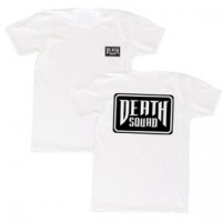 TRADEMARK TEE【DEATH SQUAD】WHITE