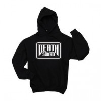 TRADEMARK PULLOVER【DEATH SQUAD】BLACK