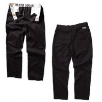 DESTROYER WORK PANTS【DEATH SQUAD】BLACK&KHAKI