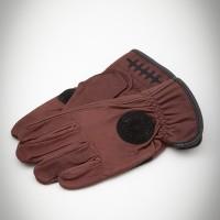 Death Grip Leather Gloves Brown【LOSER MACHINE】