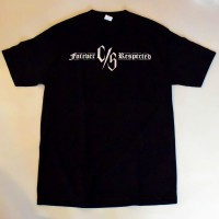 FOREVER RESPECTED S/S TEE【THE C/S PROJECT】BLACK