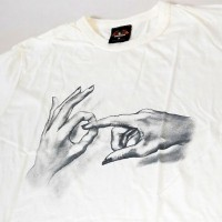 BANGIN OLD TIME S/S TEE【LOSER MACHINE】WHITE