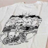 GREMLIN BELL S/S TEE【LOSER MACHINE】WHITE