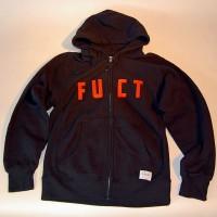 FUCT ZIP HOOD 3902【FUCT】BLACK