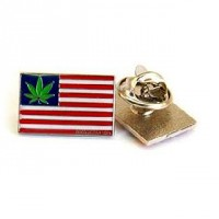 SMOKE AMERICAN PIN 【 GOODWORTH 】