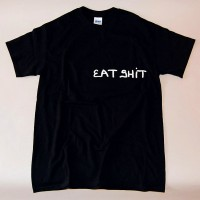 """EAT SHIT/TTD"" S/S-Tシャツ【THE HIGHWAY MURDERERS】BLACK"
