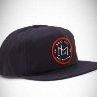 Roulette Hat【LOSER MACHINE】Black