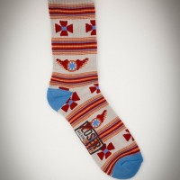 Outlaw Socks【LOSER MACHINE】BONE