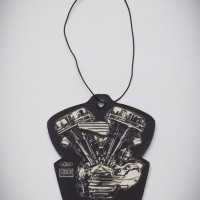 Pan head Air Freshener【LOSER MACHINE】