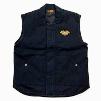 Condor II Vest【LOSER  MACHINE】Black