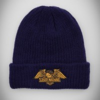 Frank Beanie【LOSER MACHINE】Light Navy