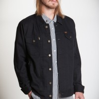 CASSIDY JACKETS【LOSER  MACHINE】BLACK