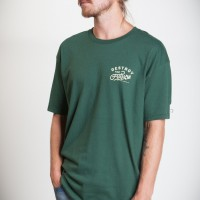 STANDPOINT STOCK TEES【LOSER MACHINE】FOREST GREEN