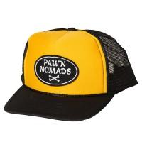 PAWN NOMADS CAP 92905(メッシュキャップ) 【PAWN】YELLOW