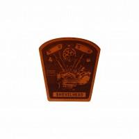 Shovelhead Leather Patch【LOSER MACHINE】LEATHER