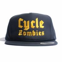 サイクルゾンビーズ BLITZKRIEG Snapback Hat【CycleZombies】NAVY