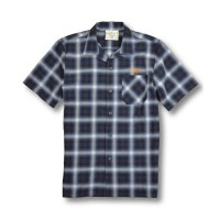 KIDS!!WEST COAST OPEN SHIRT【OG CLASSIX/オージークラシックス】BLUE