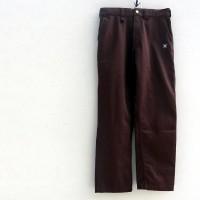 STANDARD WORK PANTS ブラウン BLUCO【ブルコ】OL-004