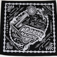 13FALL【LOSERMACHINE(ルーザーマシン)】BIG TOP BANDANA