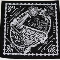 13FALL【LOSERMACHINE(ルーザーマシン)】BIG TOP BANDANA