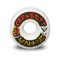 Antiz Skateboard【アンティス スケートボード】Carhartt WIP x Antiz Wheels 54mm