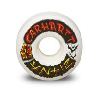 Antiz Skateboard【アンティス スケートボード】Carhartt WIP x Antiz Wheels 54mm