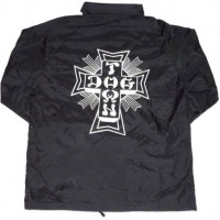 COACH JACKET 【DOGTOWN】 BLACK