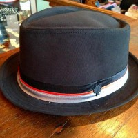 FOR LIFE FEDRA 【DOGTOWN】HAT/BLACK