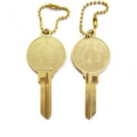 GOODWORTH HEADS & TAILS KEY