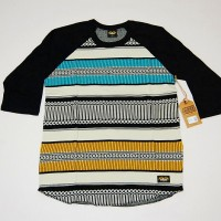 3/4 Sleeve Raglan[LOSER MACHINE]