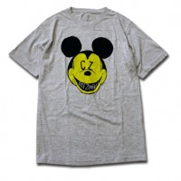 CZ LAND Premium S/S TEE[CYCLE ZOMBIES]Heather Grey