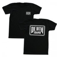 TRADEMARK TEE【DEATH SQUAD】BLACK