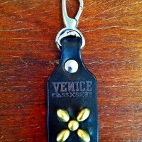 "HOLDER ""VxCxSx"" 【VENICE CLASS SICKS】BLACK"