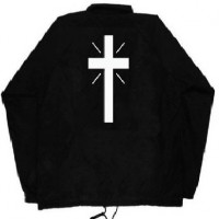 THE C/S CROSS Coach Jacket【THE C/S PROJECT】