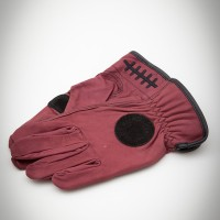 Death Grip Leather Gloves Ox Blood【LOSER MACHINE】