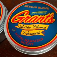MEDIUM BLEND【GRANT'S GOLDEN BRAND POMADE】
