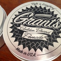 TIN OF POMADE【GRANT'S GOLDEN BRAND POMADE】