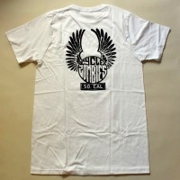 EASYRIDER-PREMIUM S/S TEE【CYCLE ZOMBIES】WHITE