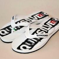 ビーチサンダル ホワイト【QUIKSILVER】US10(28.5cm)