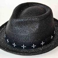 X-BONES PAPER HAT【VENICE CLASS SICKS】BLACK
