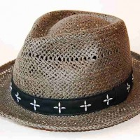 X-BONES PAPER HAT【VENICE CLASS SICKS】SAFARI