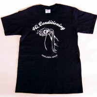 4Q THROTTLE S/S TEE【4Q CONDITIONING】BLACK