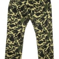 """The Standard Camo"" FLORA CAMO【BLKWD DENIM】"