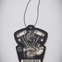Shovelhead Air Freshener【LOSER MACHINE】