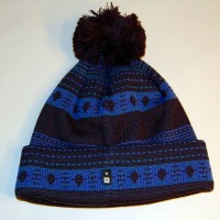 FAIR ISLE BEANIE【FOURSTAR】MIDNIGHT
