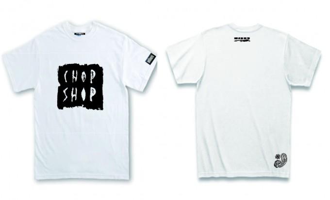 A-Rahoo様 T-SHIRTS WHITE