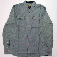 Roderick Shirt【LOSER  MACHINE】BLACK/BONE
