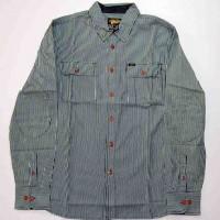 Roderick Shirt【LOSER  MACHINE】BLACK/BONE