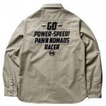 PAWN-GoPowerShirt-BEG